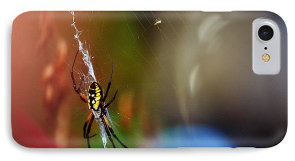 Beautiful Spider Phone Case by Adam LeCroy