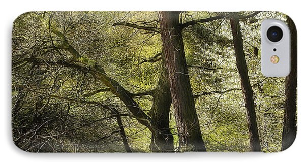 Beautiful Spring Trees IPhone Case