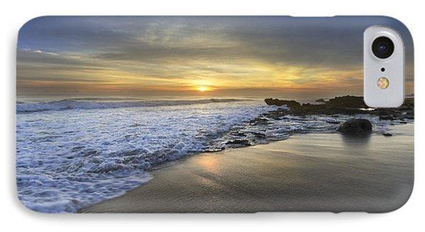 Beautiful Sunrise Phone Case by Debra and Dave Vanderlaan