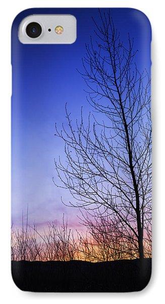 Beautiful Sunrise In Boise Idaho Usa IPhone Case