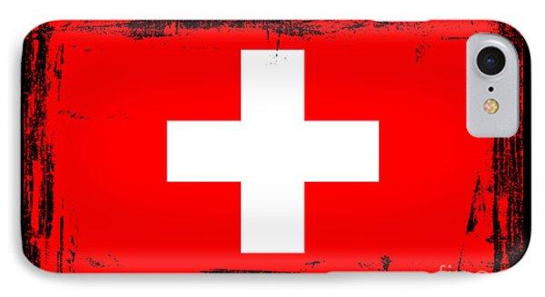 Beautiful Switzerland Flag IPhone Case