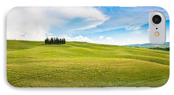 Beautiful Tuscany IPhone Case by JR Photography