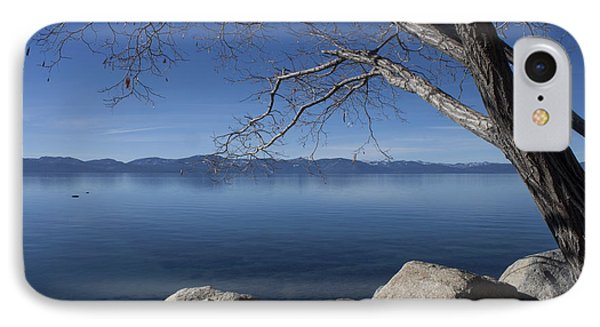 Beautiful View Of Lake Tahoe IPhone Case by Ivete Basso Photography