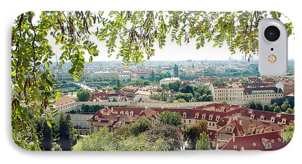 Beautiful View Of Prague Phone Case by Ivy Ho