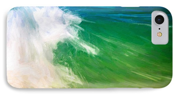 Beautiful Wave IPhone Case by Vicki Jauron
