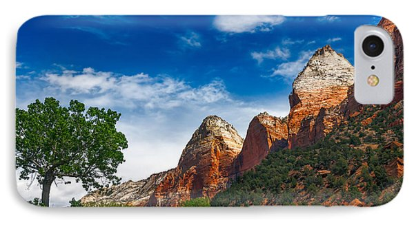 Beautiful Zion Phone Case by Robert Bales