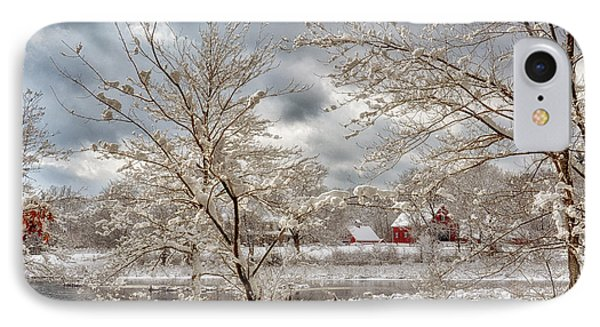 Beauty After The Storm IPhone Case by Tricia Marchlik
