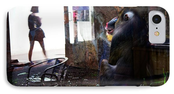 Beauty And The Beast IPhone Case by Elena Lir-Rachkovskaya