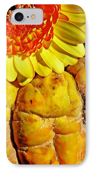 Beauty And The Squash Phone Case by Sarah Loft