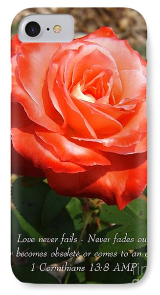 Beauty At Its Best IPhone Case