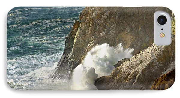 Beauty At The Beach  IPhone Case by Alex King