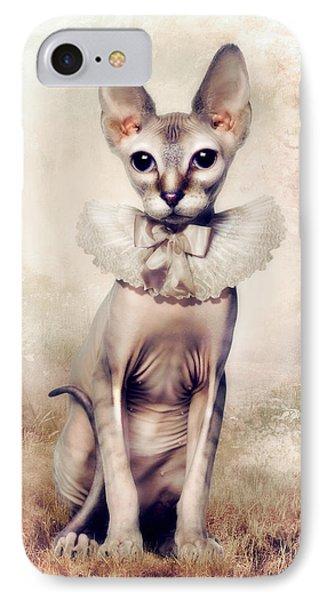 Beauty Phone Case by Cindy Grundsten