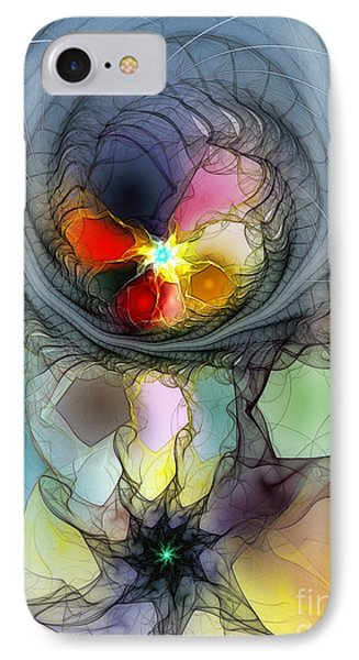 Beauty Flourishing In Obscurity IPhone Case