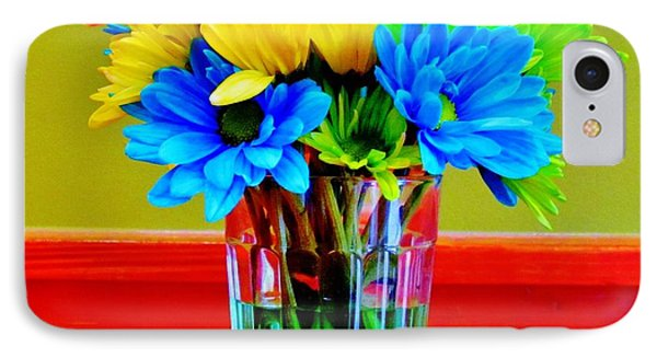 Beauty In A Vase IPhone Case by Cynthia Guinn