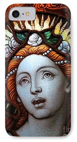 Beauty In Glass Phone Case by Ed Weidman