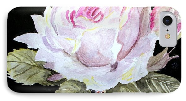 Beauty In Pink IPhone Case by Carol Grimes