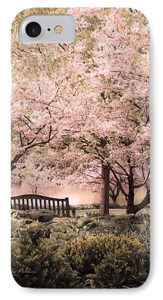 Beauty Of A Spring Garden Phone Case by Julie Palencia
