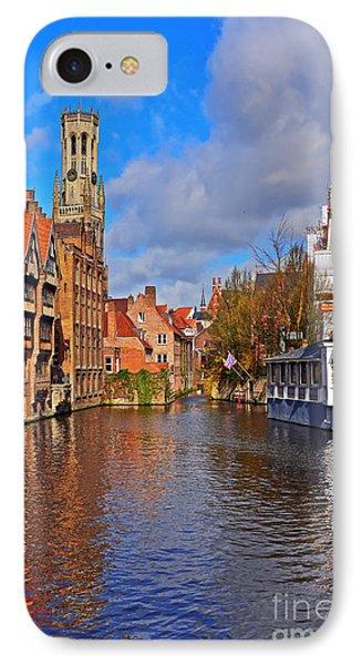 Beauty Of Belgium IPhone Case