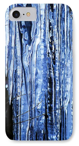 Beauty Of Ice IPhone Case by James McAdams