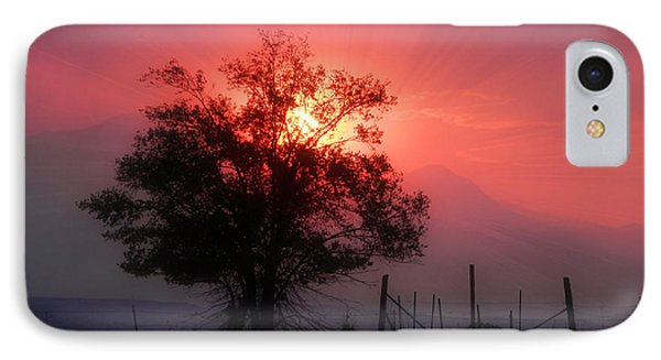 Beauty Of Sunset IPhone Case