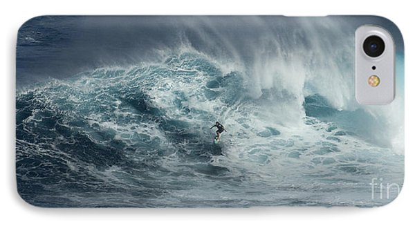 Beauty Of The Extreme Phone Case by Bob Christopher