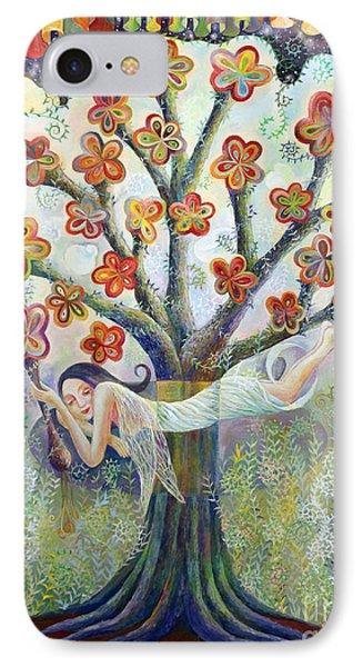 Beauty Of Tree Phone Case by Manami Lingerfelt