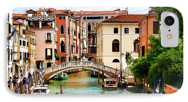 IPhone Case featuring the digital art Beauty Of Venice by Brian Davis