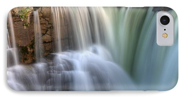 Beauty Of Water Phone Case by Bob Christopher