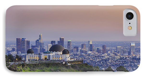 Beauty On The Hill IPhone Case