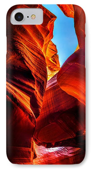 Beauty Within IPhone Case by Az Jackson