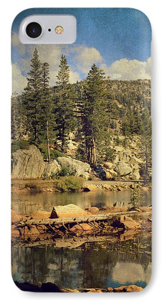 Beauty You Find Along The Way Phone Case by Laurie Search