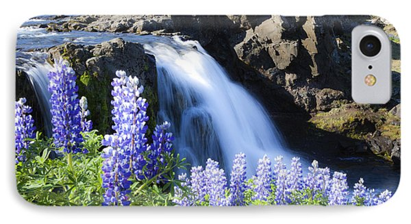 Beautyfull Cascade IPhone Case