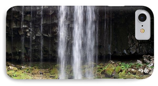 IPhone Case featuring the photograph Beaver Falls by Chalet Roome-Rigdon