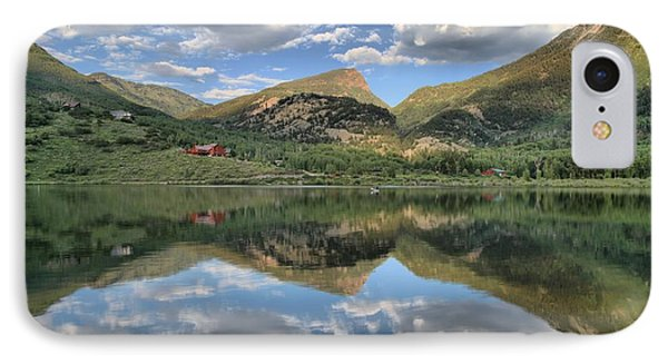 Beaver Lake In Marble Colorado IPhone Case
