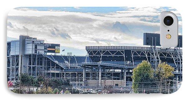 Penn State University iPhone 7 Case - Beaver Stadium Game Day by Tom Gari Gallery-Three-Photography