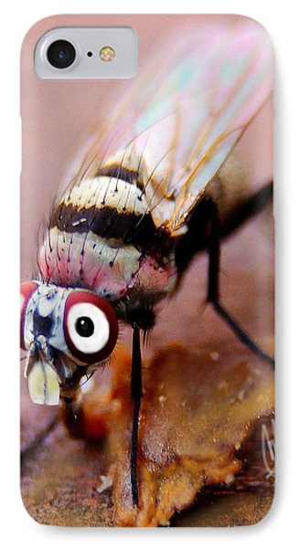 Beaver Tooth Fly IPhone Case