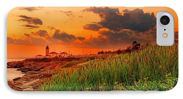 Beavertail Spectacular- Beavertail State Park Rhode Island IPhone Case by Lourry Legarde