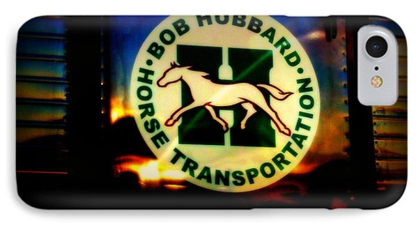 Because God Knows Horses Need Good Transportation IPhone Case