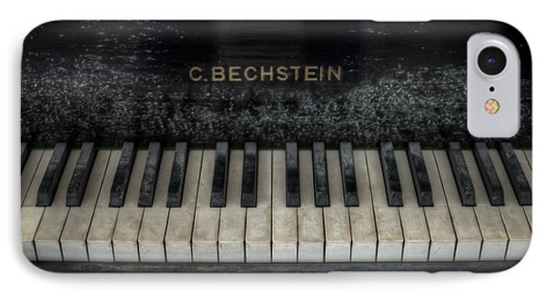 Bechstein Keys IPhone Case by Nathan Wright