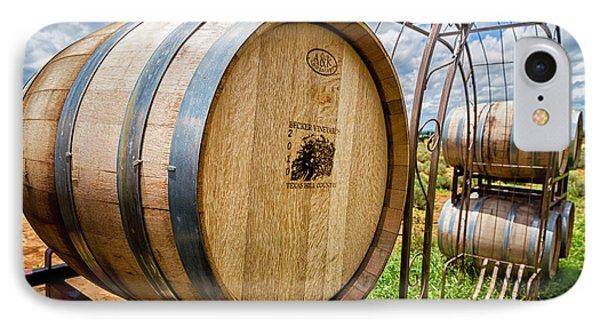 Becker Vineyards IPhone Case