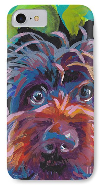 Bedhead Griff IPhone Case by Lea S