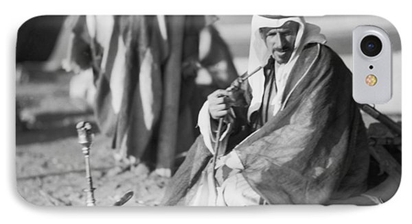 Bedouins In Jordan IPhone Case by Underwood Archives