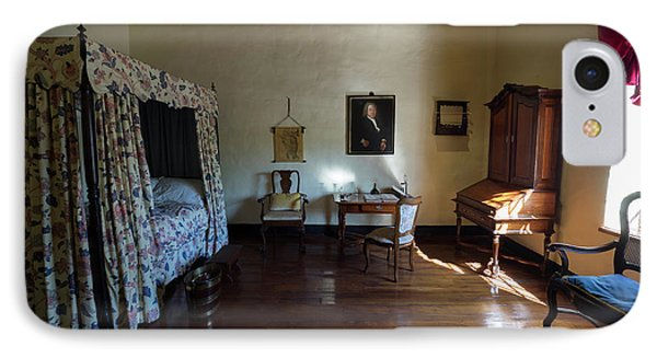 Bedroom Of Blettermanhuis, Stellenbosch IPhone Case by Panoramic Images