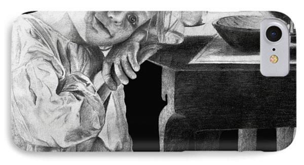 Bedtime IPhone Case by Sophia Schmierer