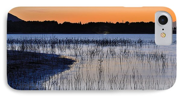 Bedtime. The Cattle Egret IPhone Case by Guido Montanes Castillo