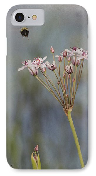 Bee Gone IPhone Case by Jeff Swanson