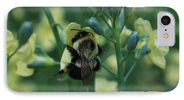 Bee Hugs IPhone Case