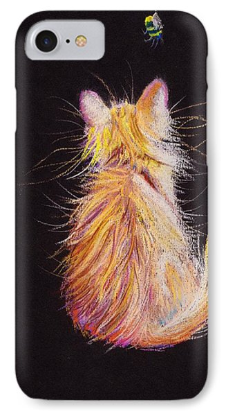 Bee Inspired   In Pastels IPhone Case