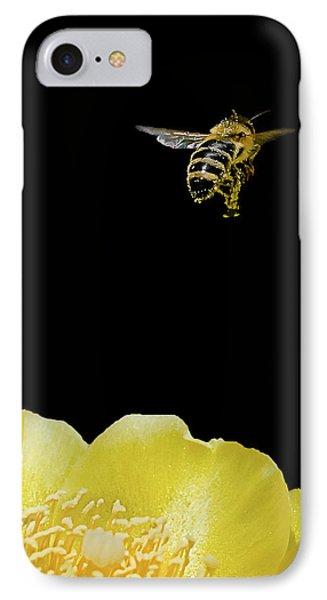 Bee Rising #2 IPhone Case