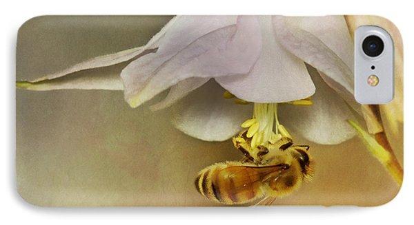 Honeybee iPhone 7 Case - Beedangled by Susan Capuano